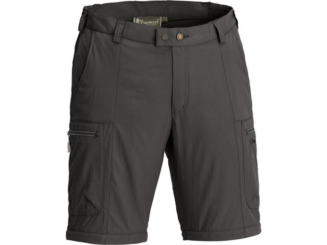 Pinewood Namibia - Pantalones cortos Hombre - gris